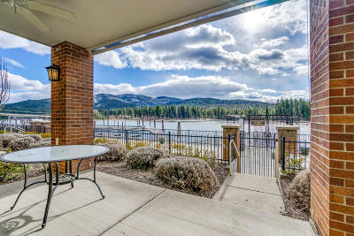 Kootenai County Condo/Townhouse For Sale: 415 W Waterside Dr #102