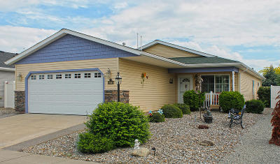 Rathdrum Single Family Home For Sale: 8518 W Sawtooth St