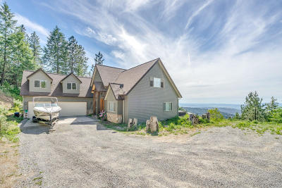 Post Falls Single Family Home For Sale: 3191 S Signal Point Rd
