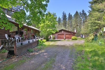 Coeur D'alene, Dalton Gardens Single Family Home For Sale: 10400 E Raven Ridge Rd