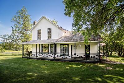 Hayden Single Family Home For Sale: 4354 E Lancaster