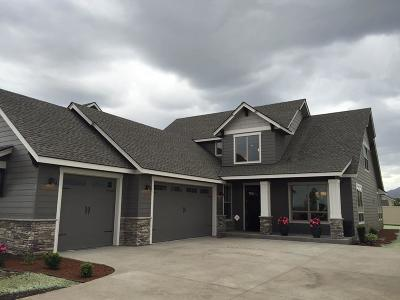 Post Falls Single Family Home For Sale: 4840 E Alopex Ln