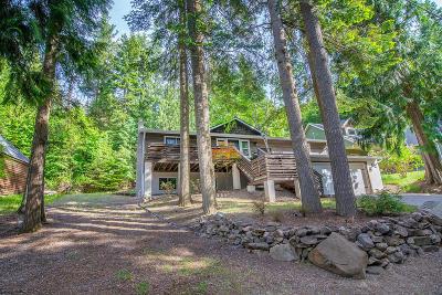 Hayden Single Family Home For Sale: 4692 E Moen Rd