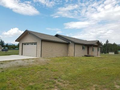 Bonners Ferry Single Family Home For Sale: 32 Conrad Pl