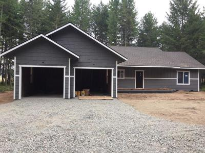 Bonners Ferry Single Family Home For Sale: 99 Hunter Ln
