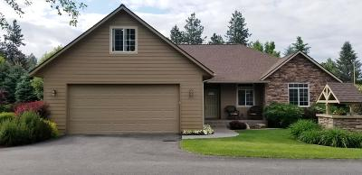Rathdrum Single Family Home For Sale: 5215 W Commons Ct