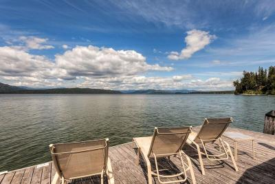 Priest Lake Single Family Home For Sale: 378 Sherwood Beach Loop