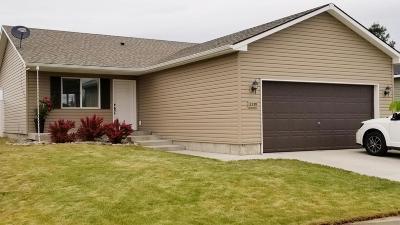 Hauser Lake, Post Falls Single Family Home For Sale: 2289 E Knapp Dr