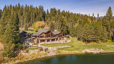 Priest Lake, Priest River Single Family Home For Sale: 399 Larch Street