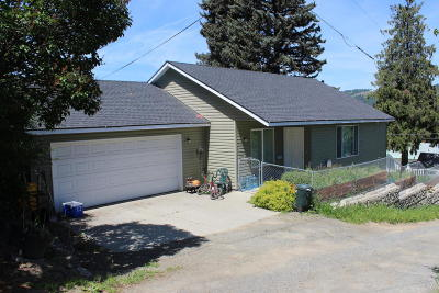 St. Maries ID Single Family Home For Sale: $162,000