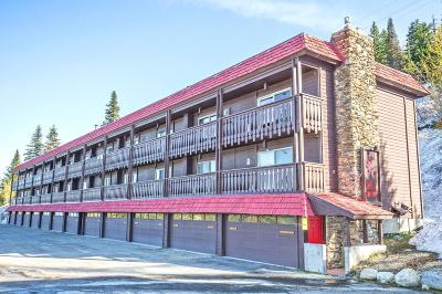 Sandpoint Condo/Townhouse For Sale: 8754 Schweitzer Mountain Rd #19