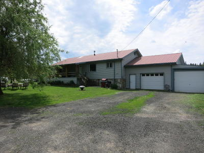St. Maries Farm & Ranch For Sale: 29900 S Bow Rd