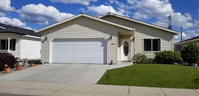 Rathdrum Single Family Home For Sale: 13420 N Big Horn Canyon St