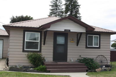 Priest Lake, Priest River Single Family Home For Sale: 286 Harriet St