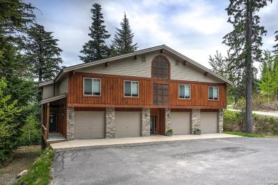 Sandpoint Condo/Townhouse For Sale: 283 Ullr Dr #1