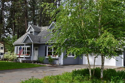 Coeur D'alene Single Family Home For Sale: 5881 N Pinegrove Dr