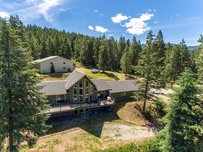 Post Falls Single Family Home For Sale: 15210 W Sandback Pl