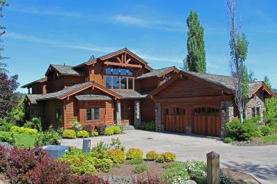 Coeur D'alene Single Family Home For Sale: 17545 S Flint Ct