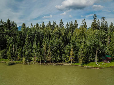 Clark Fork Residential Lots & Land For Sale: W Cf Delta Shore