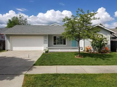 Hauser Lake, Post Falls Single Family Home For Sale: 1295 E Stockman Ave