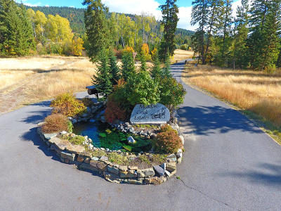Bonners Ferry Residential Lots & Land For Sale: Lot 7 Pintail Dr