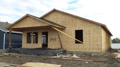 Hauser Lake, Post Falls Single Family Home For Sale: 8414 N Spokane St