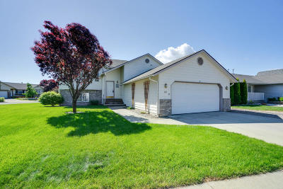 Hauser Lake, Post Falls Single Family Home For Sale: 680 E Bogie Dr