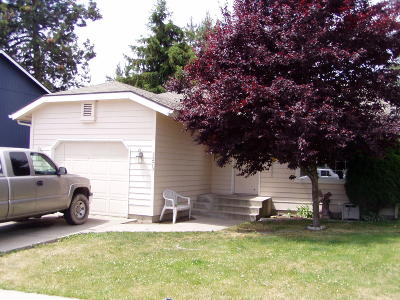 Coeur D'alene Single Family Home For Sale: 3275 N 12th St