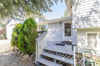 Post Falls Single Family Home For Sale: 13983 W Stone Ave