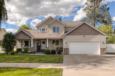 Hayden Single Family Home For Sale: 687 E Round Up Cir