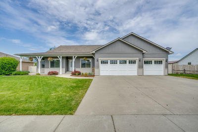 Rathdrum Single Family Home For Sale: 6615 Buffalo Grass Ln