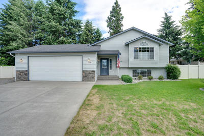 Coeur D'alene Single Family Home For Sale: 1133 W Wilbur Ave