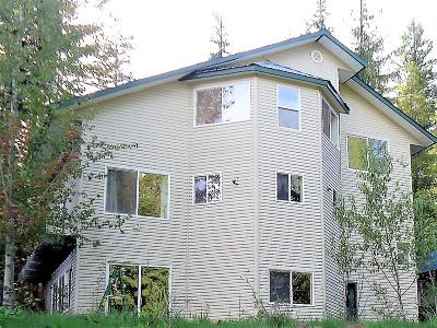 Priest Lake, Priest River Single Family Home For Sale: 499 High Meadow Drive
