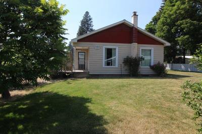 Hauser Lake, Post Falls Single Family Home For Sale: 1417 N Lincoln St