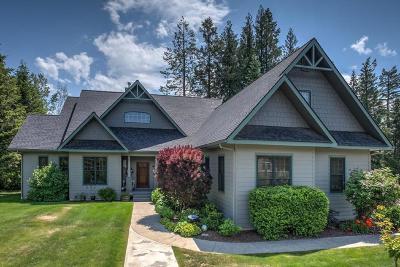 Sandpoint Single Family Home For Sale: 149 Canoe Cove