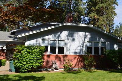 Hauser Lake, Post Falls Single Family Home For Sale: 416 S Forest Glen Blvd