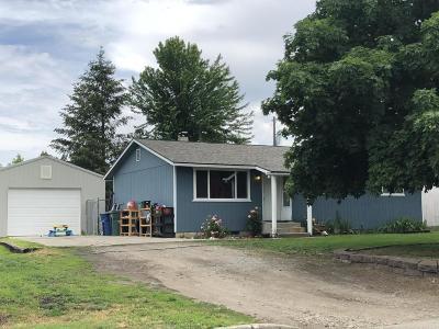 Hauser Lake, Post Falls Single Family Home For Sale: 603 E 19th Ave