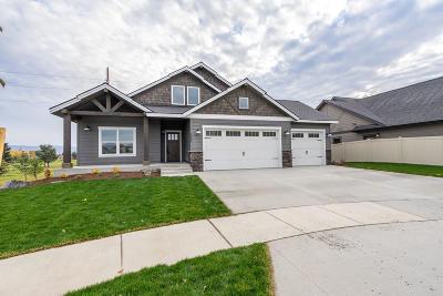 Post Falls Single Family Home For Sale: 3439 N Shelburne Loop