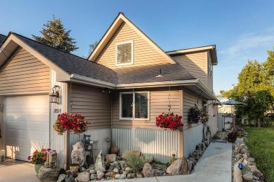 Coeur D'alene Single Family Home For Sale: 2814 N 13th St