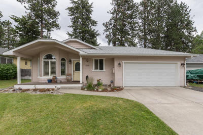 Coeur D'alene Single Family Home For Sale: 3130 N 9th St