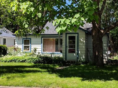 Coeur D'alene Single Family Home For Sale: 605 N 16th St