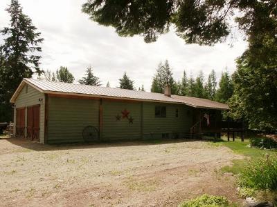 Bonners Ferry Single Family Home For Sale: 79 Kootenai Trail Rd