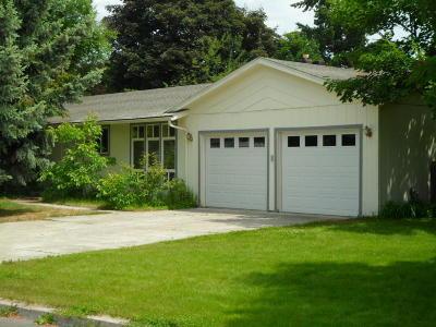 Coeur D'alene Single Family Home For Sale: 4208 N Canterbury Rd