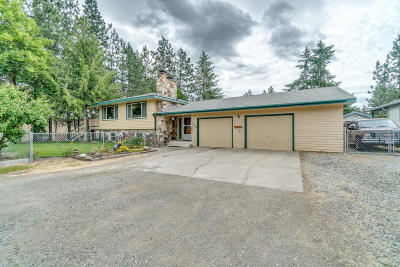Hauser Lake, Post Falls Single Family Home For Sale: 113 W 23rd Ave