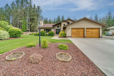 Coeur D'alene Single Family Home For Sale: 3729 N Nicklaus Dr