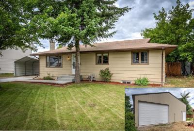 Hauser Lake, Post Falls Single Family Home For Sale: 1909 E 3rd Ave