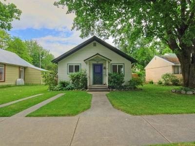 Sandpoint Single Family Home For Sale: 307 Euclid Ave