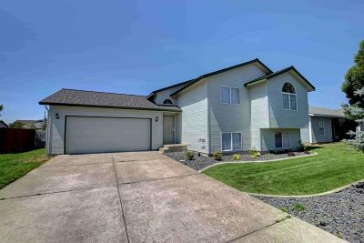 Hauser Lake, Post Falls Single Family Home For Sale: 1745 N Stagecoach Dr