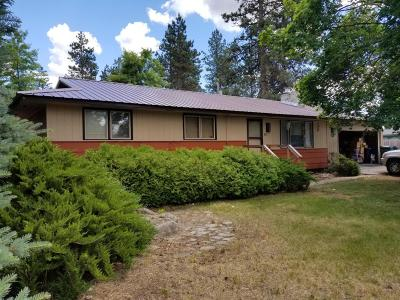 Hauser Lake, Post Falls Single Family Home For Sale: 513 E 22nd Ave.