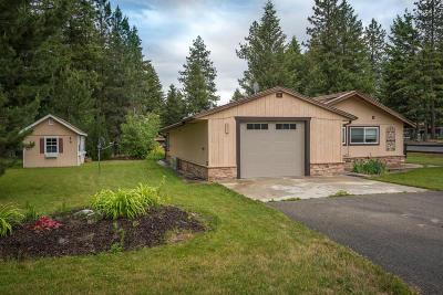 Blanchard Single Family Home For Sale: 299 Stoneridge Rd